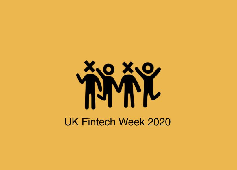 Fintech Week 2020 2