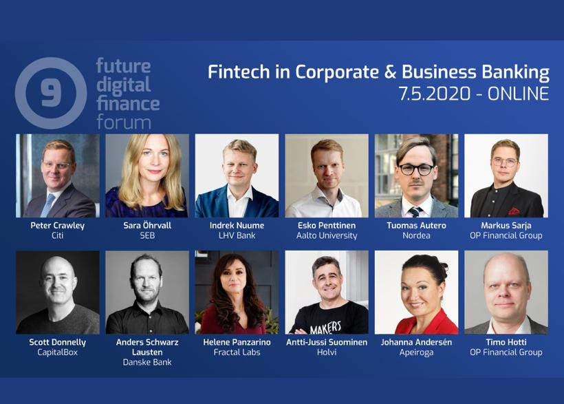 Fractal at Future Digital Finance Forum