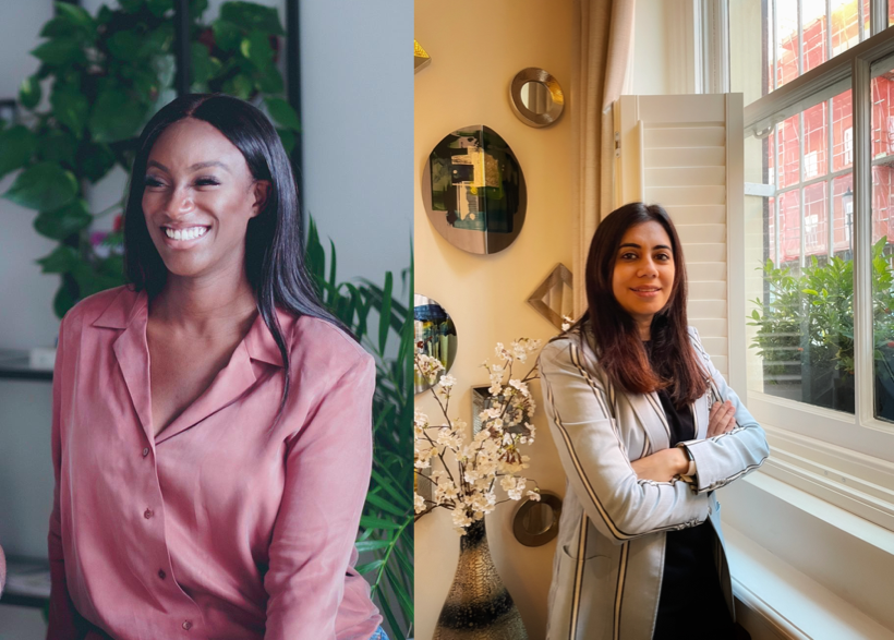 Happy International Women's Day! Speaking to the incredible Mandy Nyarko - co-founder of Startup Discovery School, and Deepali Nangia, Venture Partner at Speedinvest about their experiences within fintech.