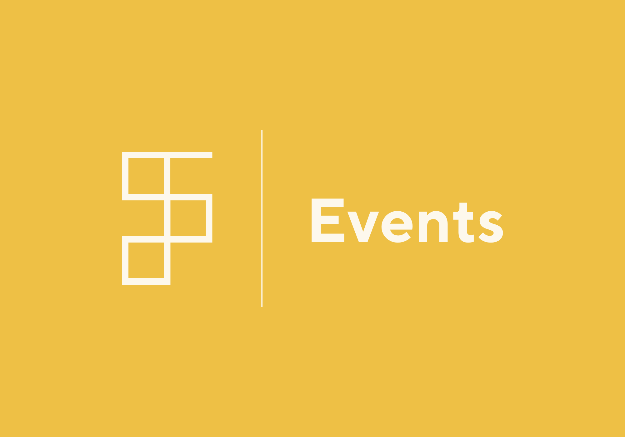Events at Fractal